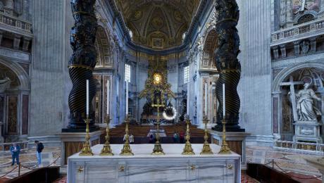 Bảo tàng 3D Vatican – Ý -2