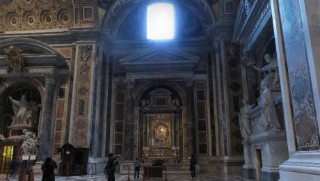 Bảo tàng 3D Vatican – Ý