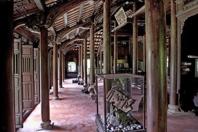 Bảo tàng kiến trúc nhà cổ lớn nhất Việt Nam