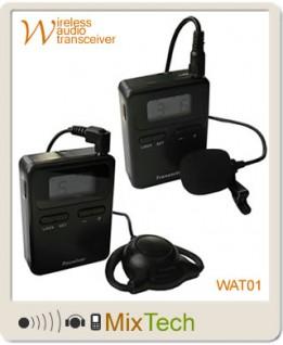 thuyết minh không dây WAT01