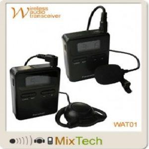 thiết bị thuyết minh không dây wat01
