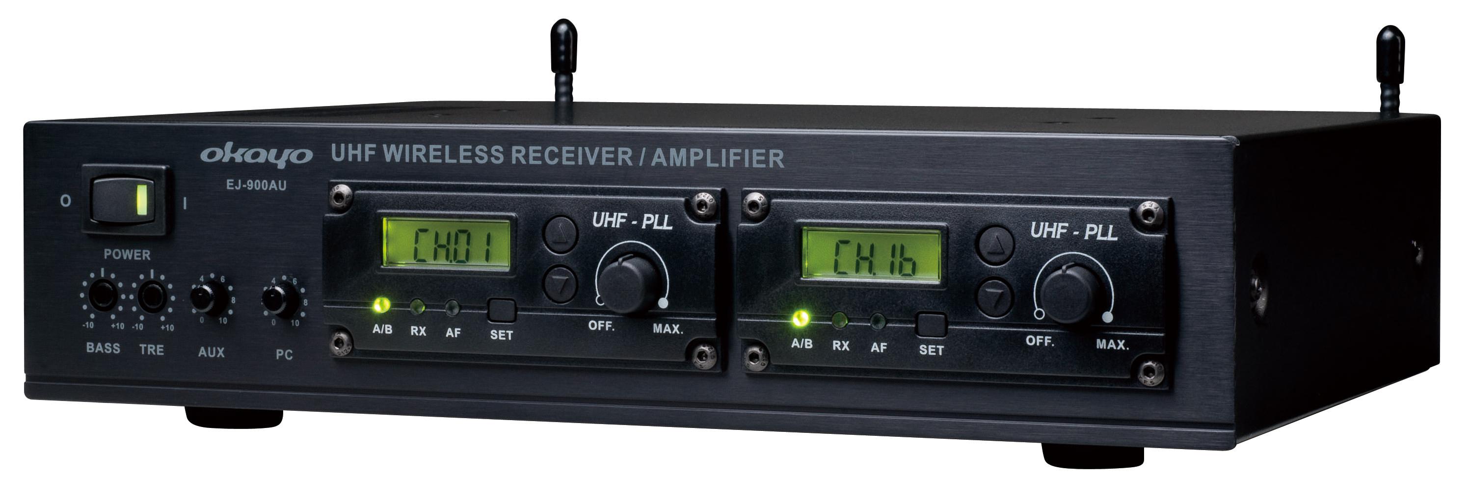 EJ-900AU FM