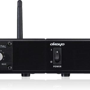 amply mic không dây J-600DR-dual