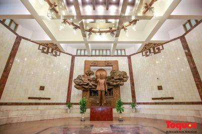 Dự án thiết bị thuyết minh cho bảo tàng Hồ Chi Minh