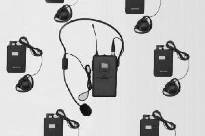 Ứng dụng công nghệ vào công việc thuyết minh trong bảo tàng